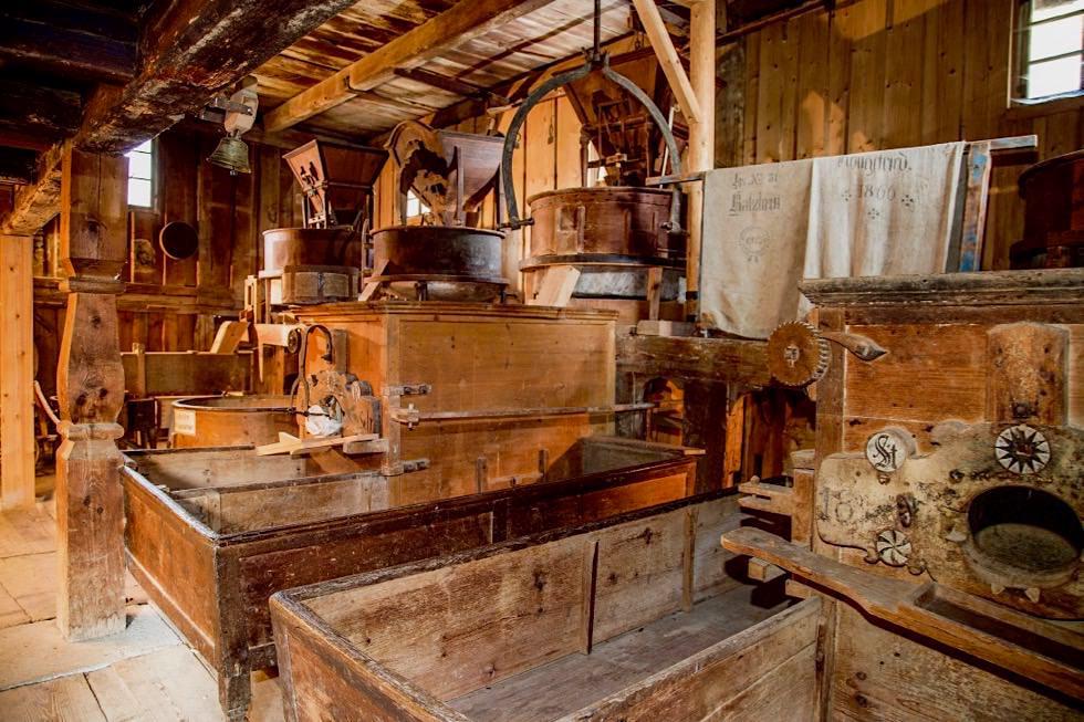 Katzbrui Mühle & Museum - älteste Mühle Deutschlands - Allgäu Bayern