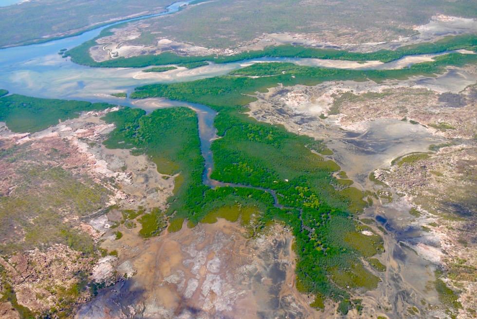Kimberley Nordostküste - Fruchtbare Flussmündungsgebiete - Western Australia
