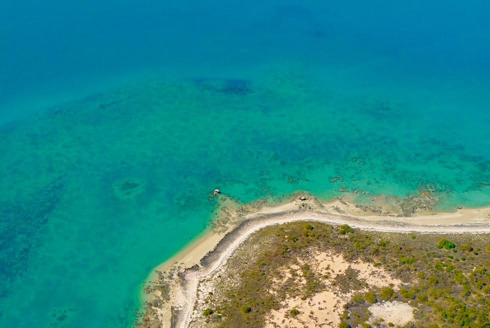 Unberührtes Kimberley - Nordost Küste - Kingfisher Tours & Scenic Flight - Western Australia