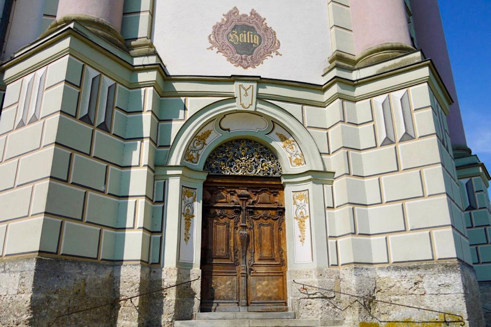 Kloster Ottobeuren - Eingangstore - Allgäu - Bayern