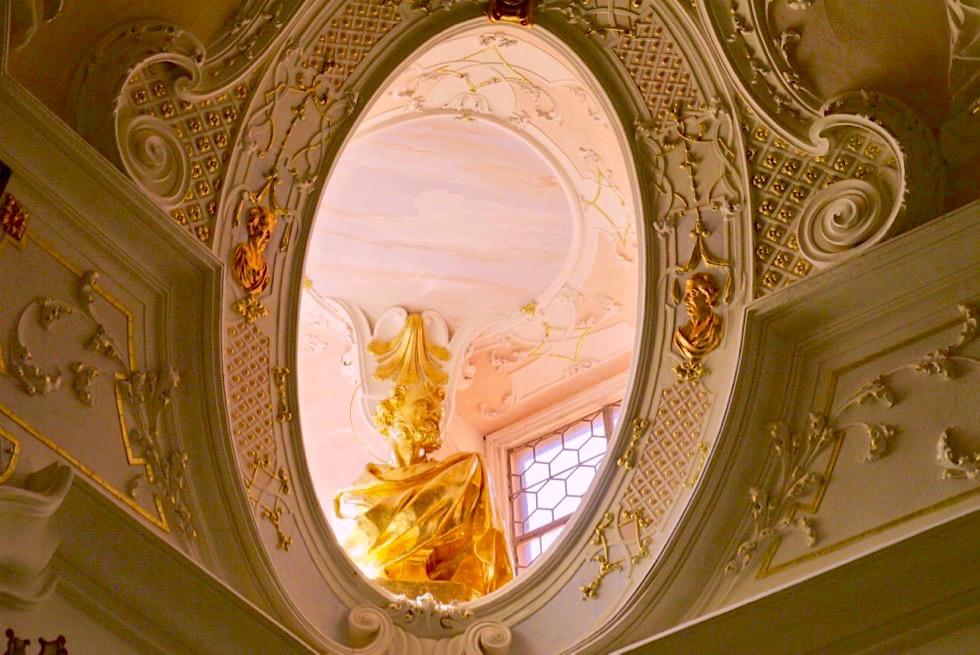 Kloster Ottobeuren - Fenster, Ornamente & Stuck - Allgäu - Bayern