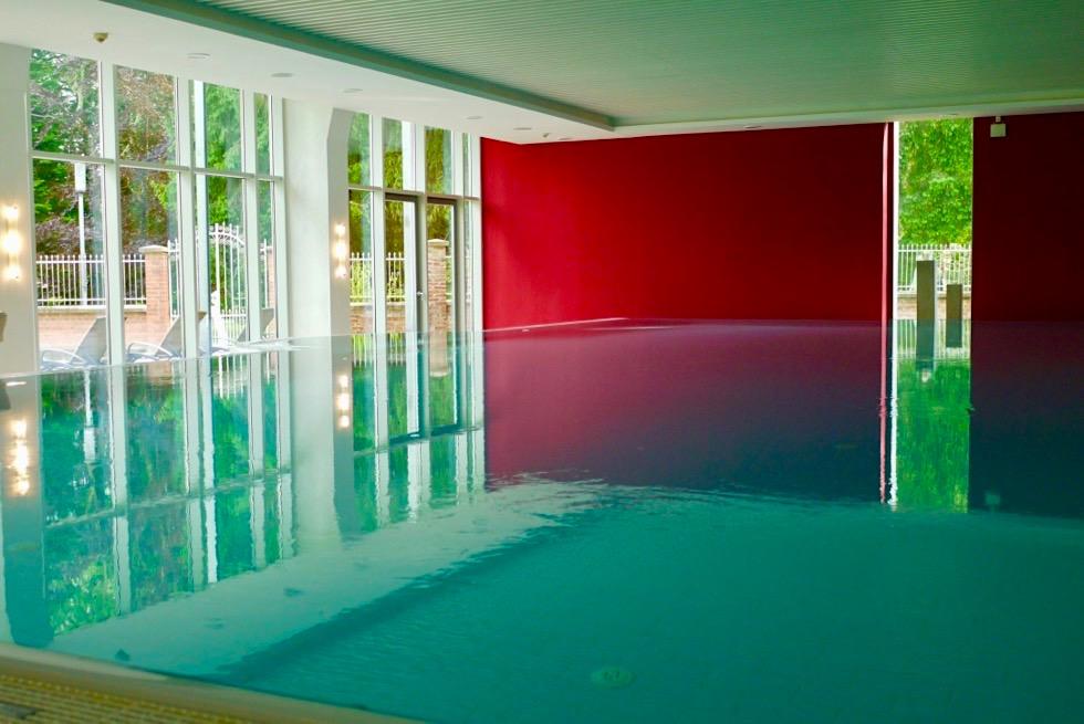 Kneippianum - großes modernes Schwimmbad - Bad Wörishofen - Bayern