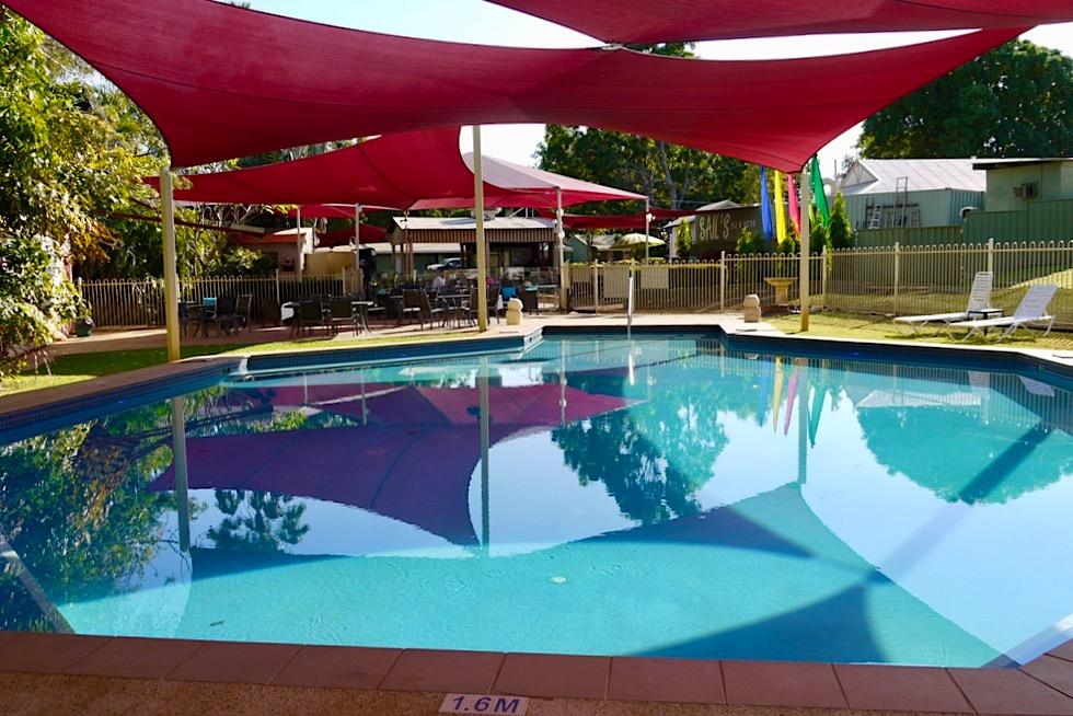 Empfehlenswert! Lakeside Resort & Caravan Park in Kununurra - Kimberley - Western Australia