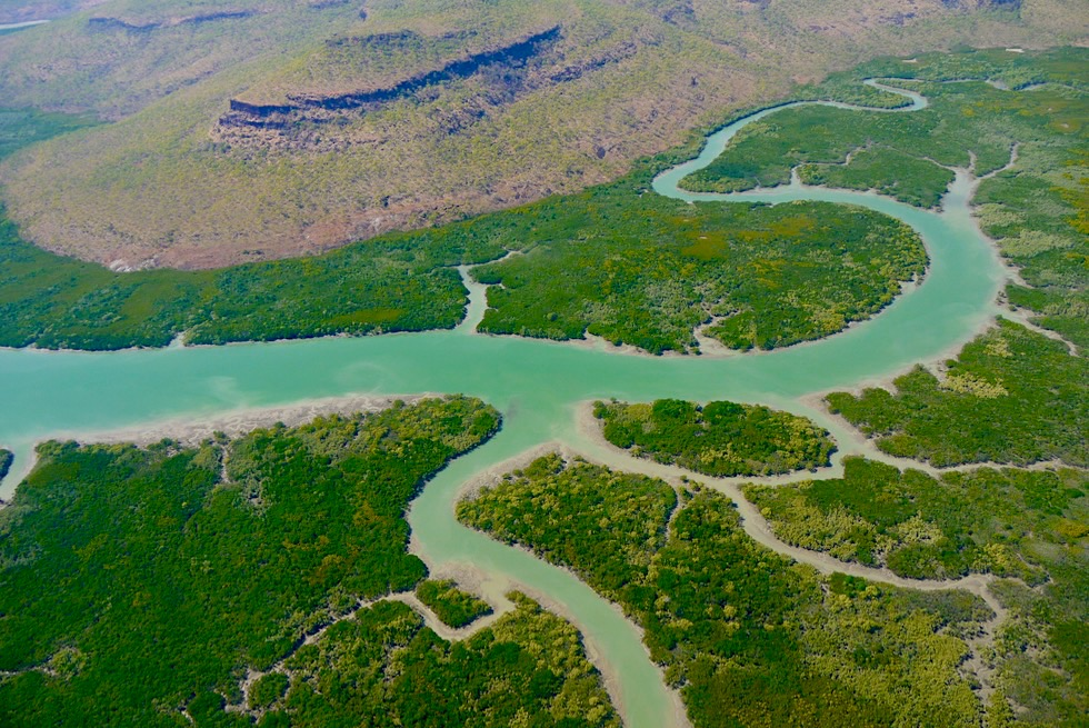 Lawley River National Park & Loongadda Pool - Admirality Gulf - Kimberley Küste - Western Australia