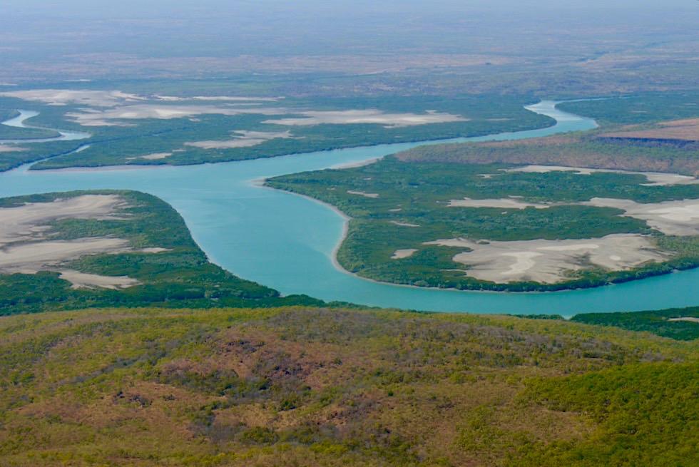 Lowley River National Park - Faszinierendes Flussmündungsgebiet - Kimberley Nordküste - Western Australia