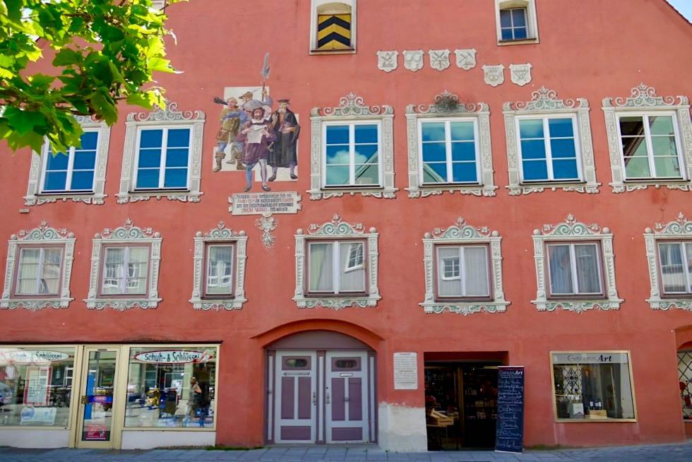Memmingen - Historisches Versammlungshaus & 12 Artikel - Allgäu - Bayern