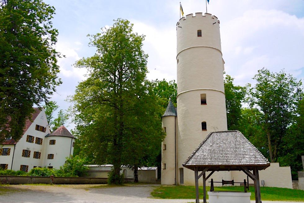 Mindelburg - Georg von Frundsberg: Vater der Landsknechte - Mindelheim - Allgäu - Bayern