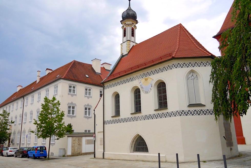 Mindelheim - Gruftkapelle - Allgäu - Bayern