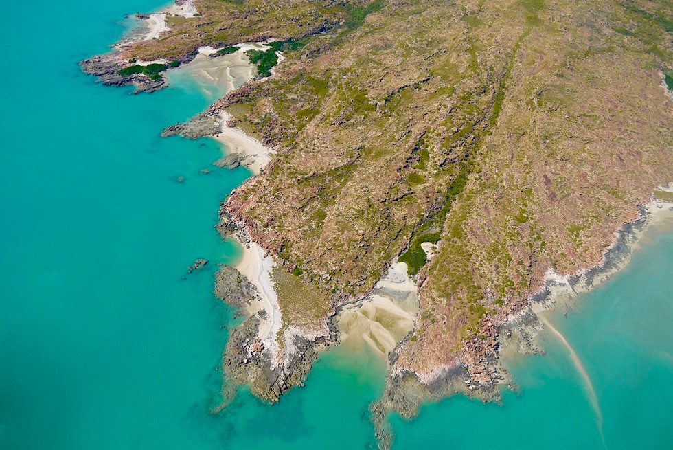 Nordküste Kimberley - Faszination aus Küste & türkisfarbenem Meer - Western Australia