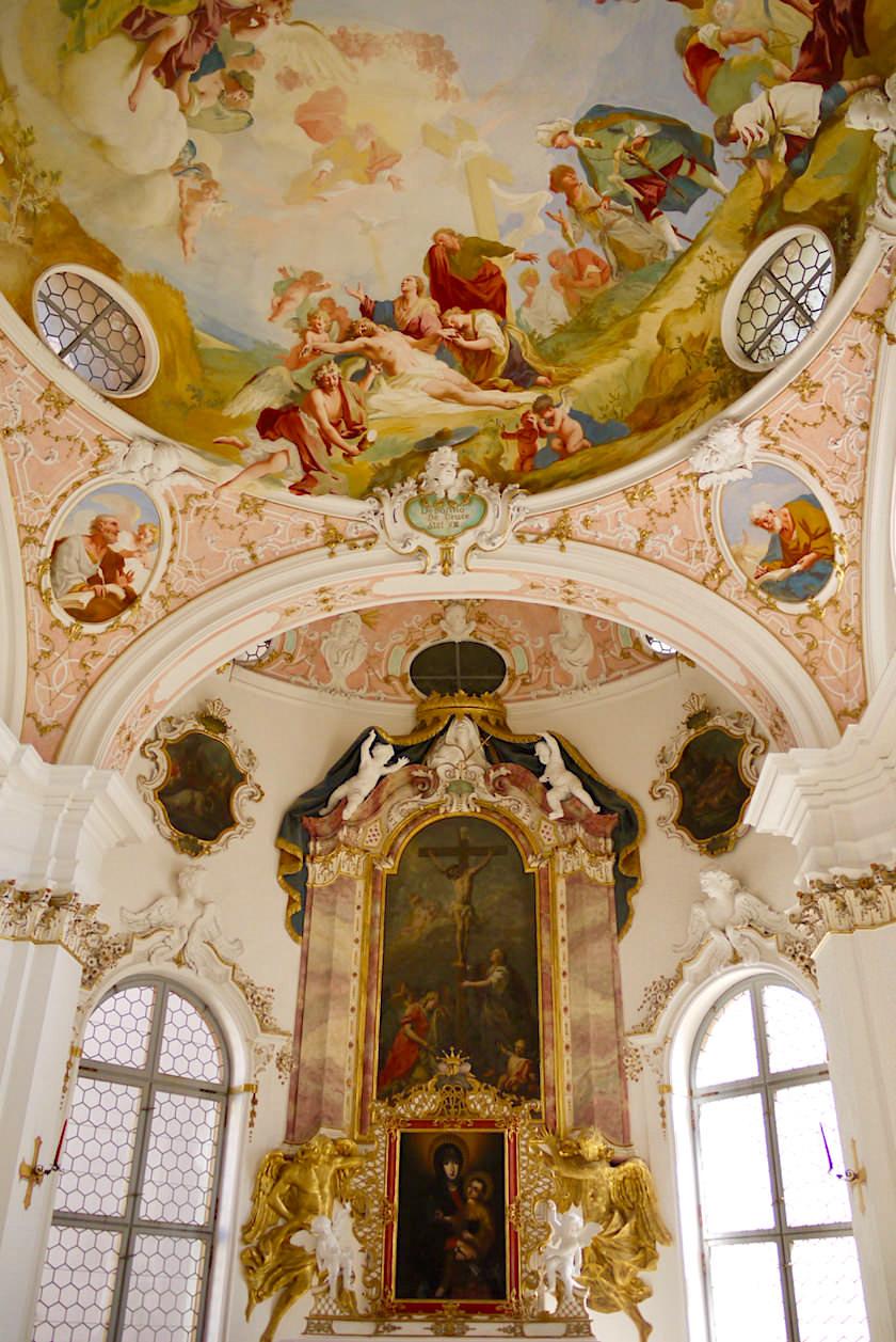 Ottobeuren Kloster Museum: Pracht- und barocke Prunkräume - Allgäu - Bayern