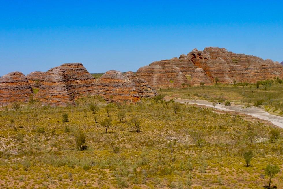 Piccaninny Creek Lookout - Aussicht - Bungle Bungle NP - Kimberley, Western Australia
