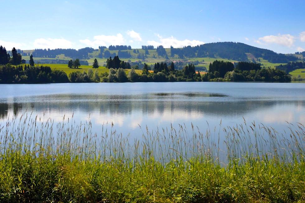 Rottachsee - Allgäu - Bayern