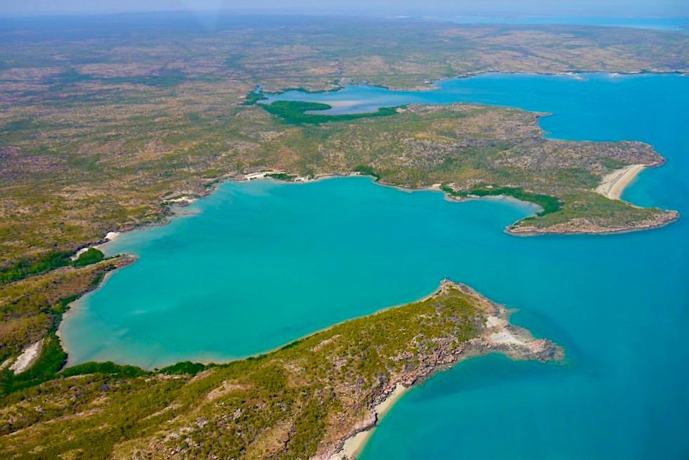 Atemberaubend schön: Vansittart Bay - Kimberley Küste Nordosten - Western Australia