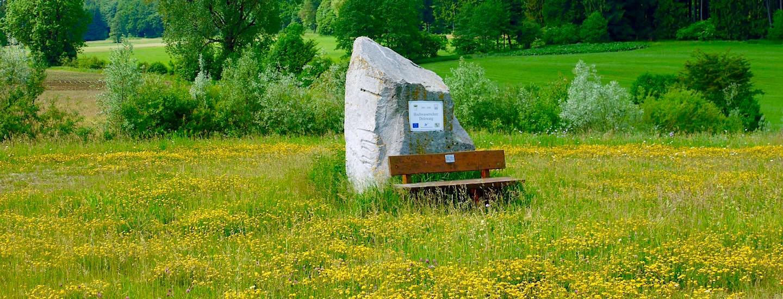 Wandertrilogie Allgäu – Wiesengänger Route: grüne Terrassen, Hügel, Flüsse, Moore, historische Orte