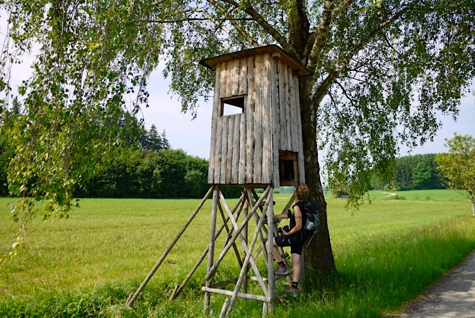 Wiesengänger Route Etappe 03 - Wandertrilogie Allgäu - Bayern