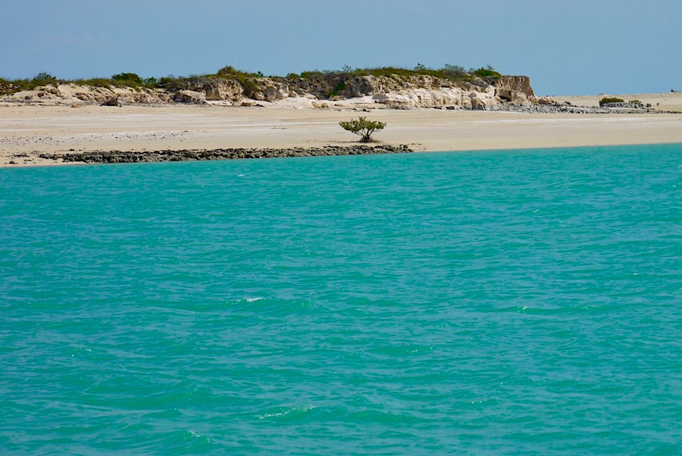 Willie Creek - Faszinierend schöne Bucht & Sandbänke bei Broome - Kimberley - Western Australia