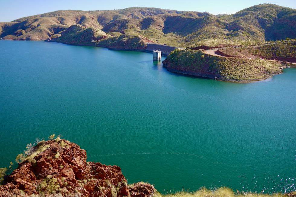The Bluff Lookout - Lake Argyle & Damm - Kimberley, Western Australia