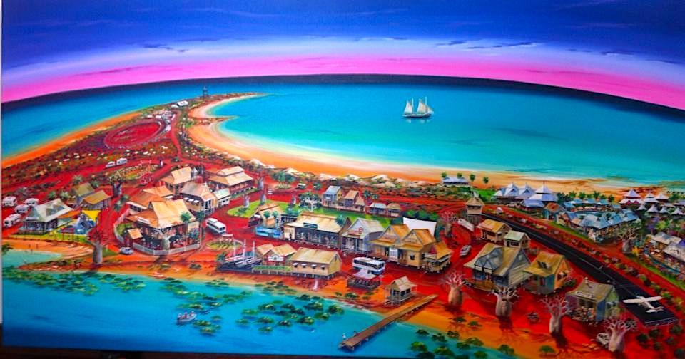 Broome Gallery in Broome - Kimberley - Western Australia