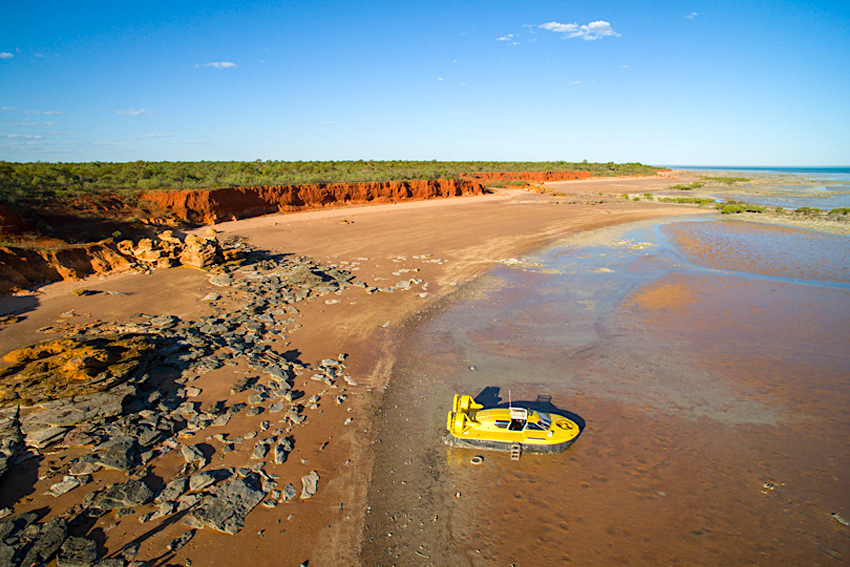 Broome Hovercraft Tours - Kimberley - Western Australia