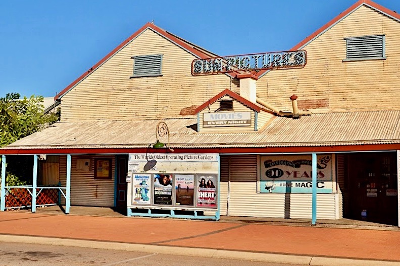 Broome - Sun Pictures - Western Australia
