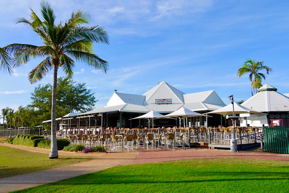 Cable Beach - Bars & Restaurants - Broome - Kimberley - Western Australia