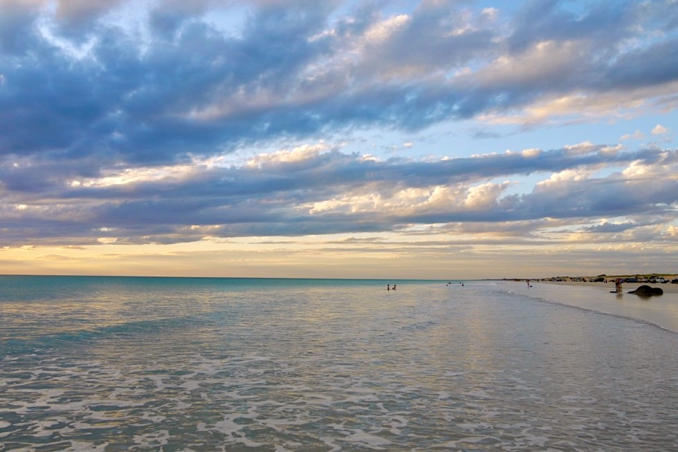Cable Beach - Ein Tag geht zu Ende - Broome, Kimberley - Western Australia