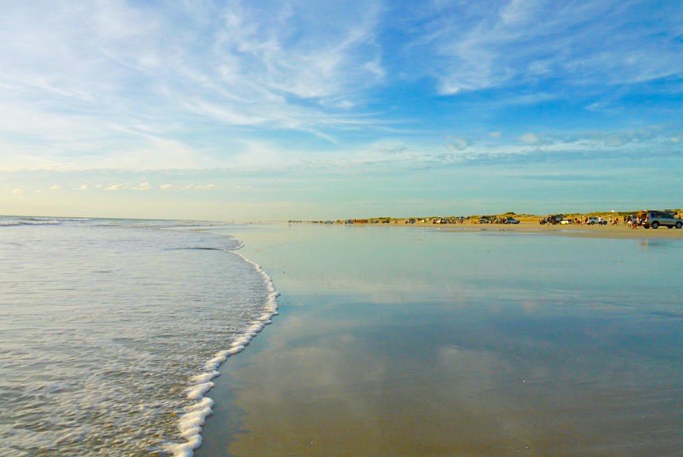 Cable Beach - Warten auf den Sonnenuntergang - Broome, Kimberley Western Australia