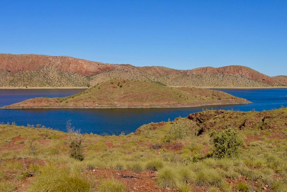 Lake Argyle Wanderungen: Chinyin Island & Pannikin Bay - Kimberley - Western Australia