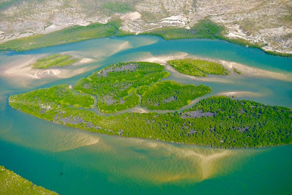 Drysdale River - Zauberschöne Flussmündung im Outback - Kimberley - Western Australia
