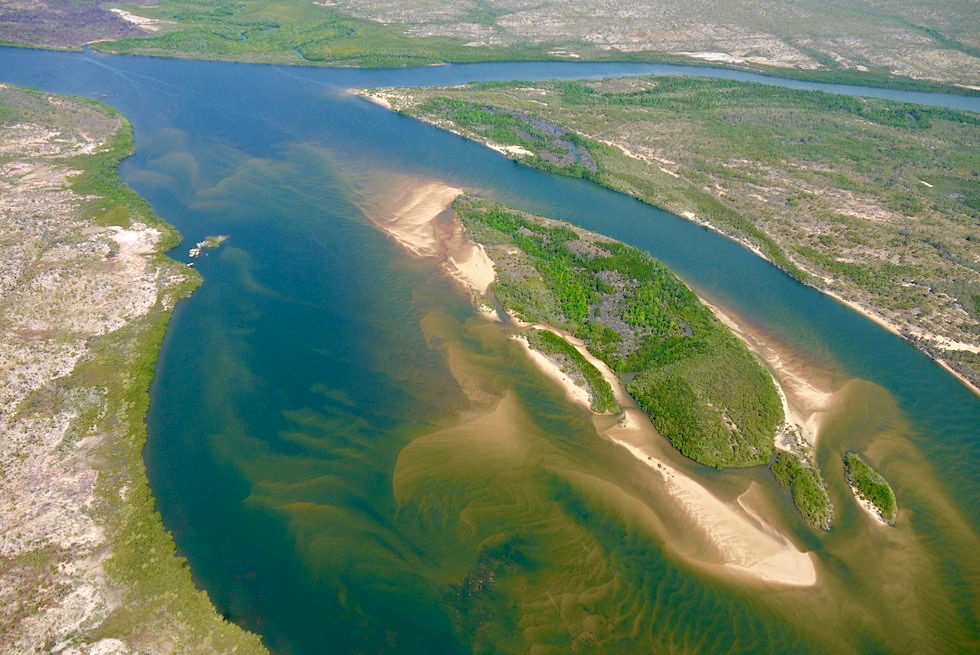 Faszinierendes Drysdale River Delta & Napier Broome Bay - Atemberaubende Kimberley Nordküste - Western Australia