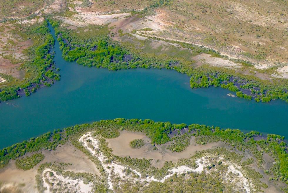 Drysdale River - im Norden der Kimberley - Western Australia