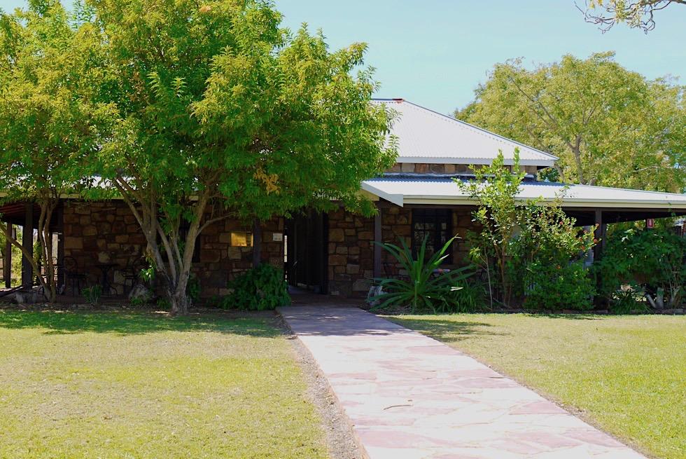 Durrack Homestead Museum - Lake Argyle - Kimberley, Western Australia