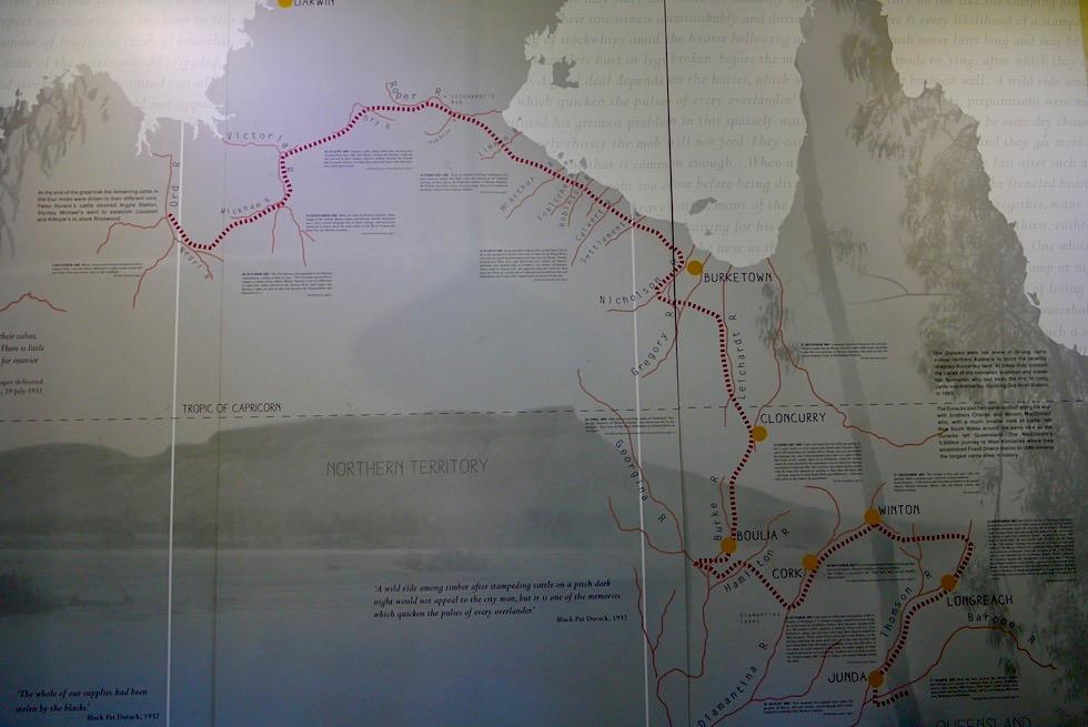Durrack Family - Längster Viehtrieb in der Geschichte Australiens - Kimberley, Western Australia