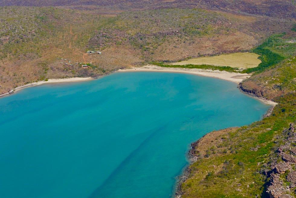 Faraway Bay & Luxus Resort - Wildschöne Kimberley Nordküste & Timor Sea - Western Australia