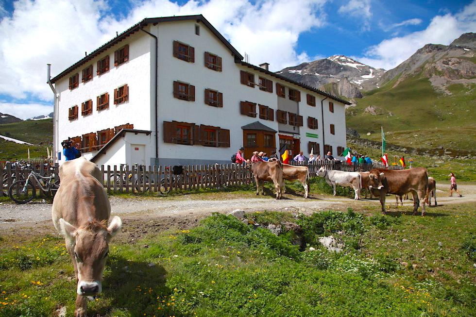 Heidelberger Hütte bei lschgl - Paznaun, Tirol - Österreich