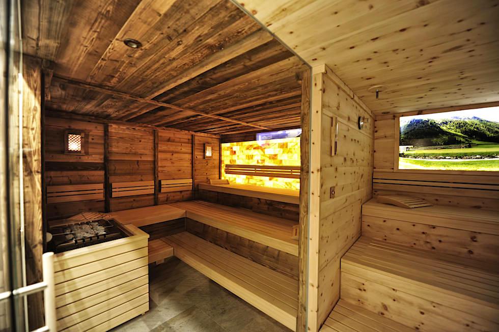 Hotel Arnika - schöner Sauna & Wellness Bereich - Ischgl, Paznaun - Österreich
