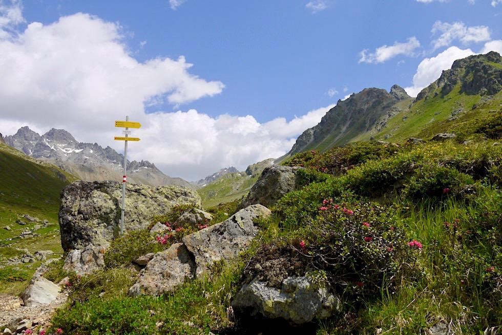 Jamtalhütte - Schöne Wanderungen zu den Dreitausendern des Paznauns - Ischgl, Tirol - Österreich