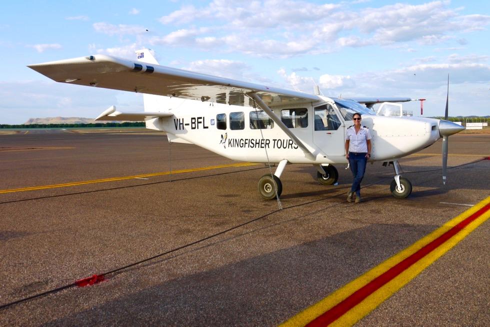 Preisgekrönte Rundflüge: Kingfisher Tours - Scenic Flights über das Kimberley Out back - Kununurra - Western Australia