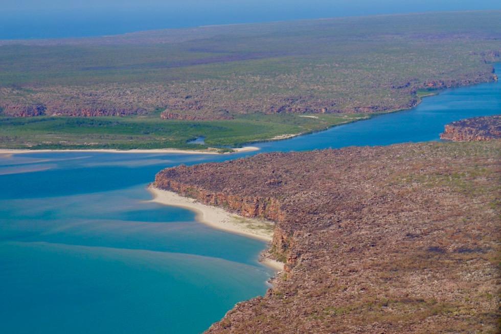 Koolama Bay & King Gorge River Mündung - Faszination Kimberley - Western Australia