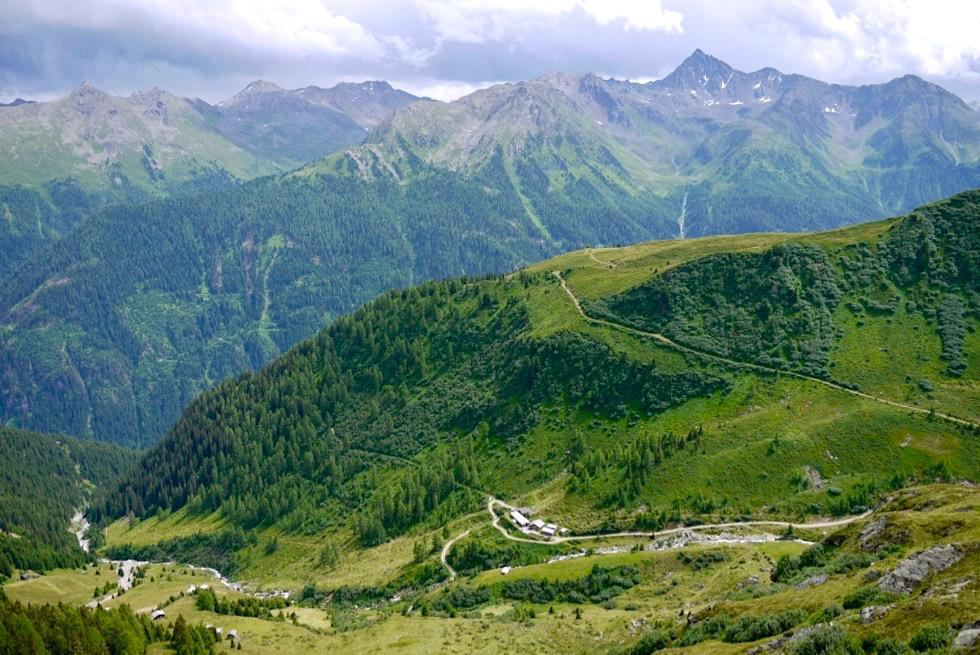 Kulinarischer Jakobsweg - Aufstieg Niederelbehütte - Verwall Gruppe, Paznaun - Österreich