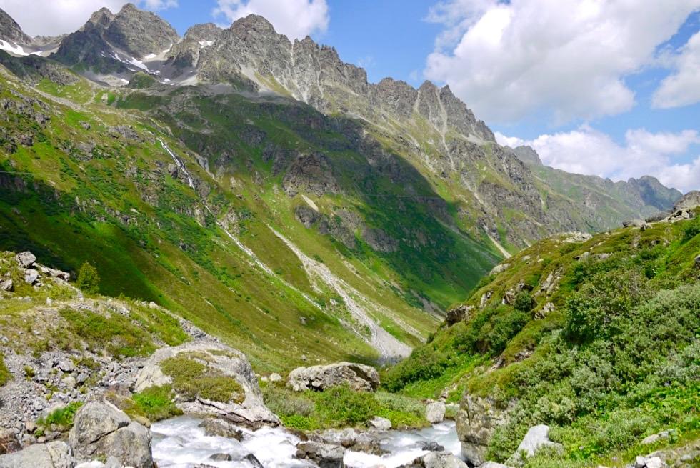 Kulinarischer Jakobsweg - Wunderschöne Genusswanderung auf die Jamtalhütte - Galtür, Paznaun in Tirol - Österreich