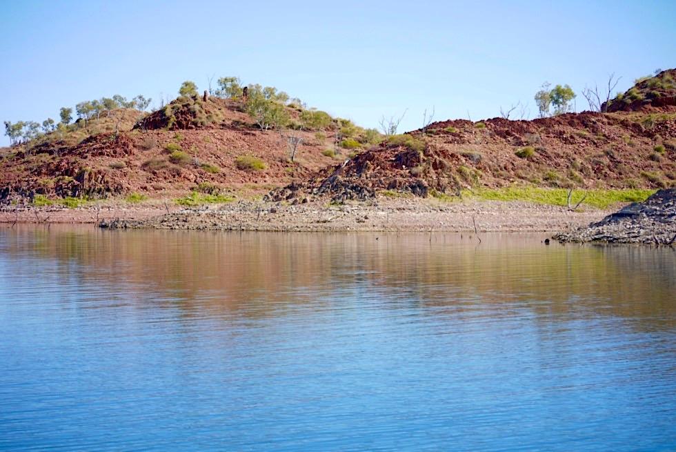 Lake Argyle- Artenreiches Ökosystem - Kimberley - Western Australia