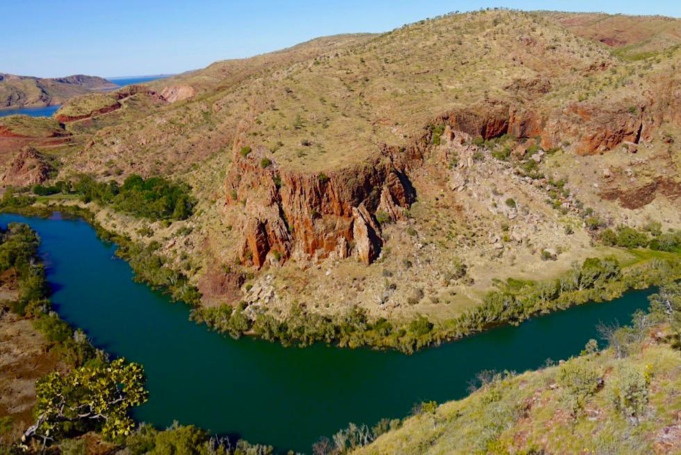 Lake Argyle - Beeindruckende Wanderungen mit spektakulären Ausblicken - Kimberley - Western Australia