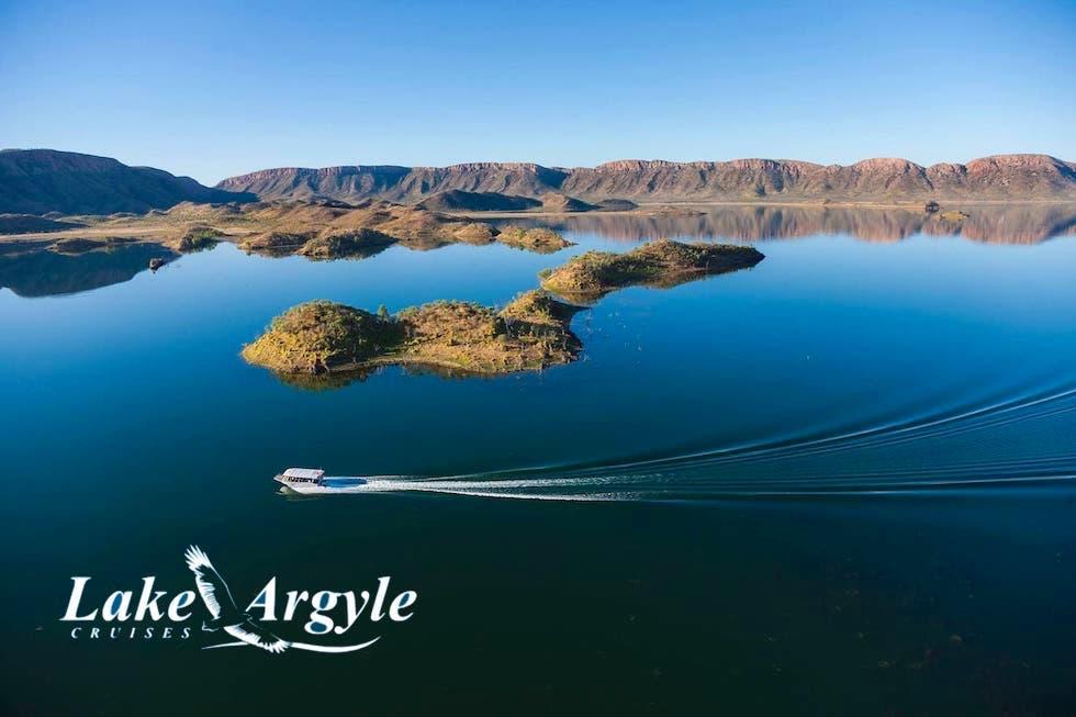 Preisgekrönter Veranstalter für Bootstouren auf dem Lake Argyle - Lake Argyle Cruises - Kununurra, Kimberley - Western Australia
