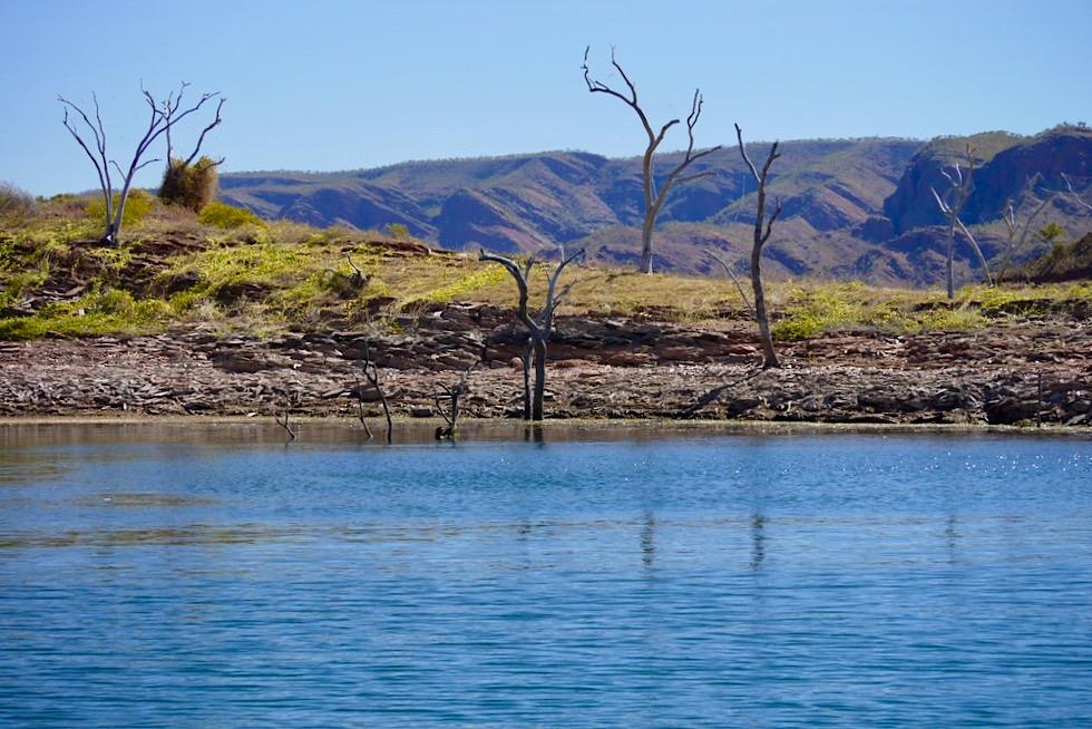 Lake Argyle - Inseln im Stausee - Kimberley - Western Australia