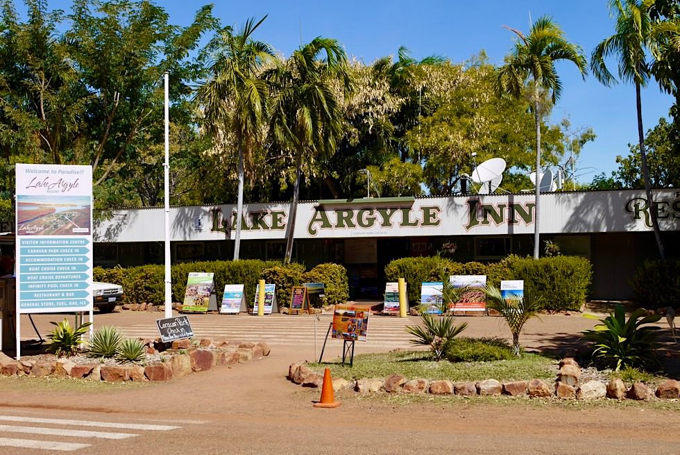 Lake Argyle Resort Caravan Park - Kimberley, Western Australia