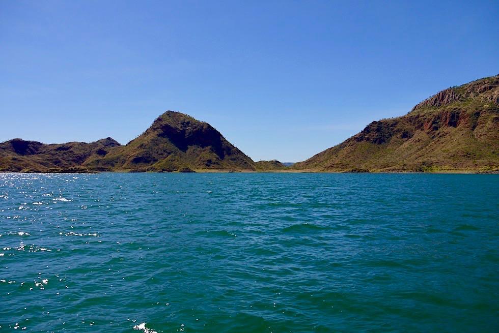 Lake Argyle - The Head - Küstenabschnitt - Kimberley - Western Australia