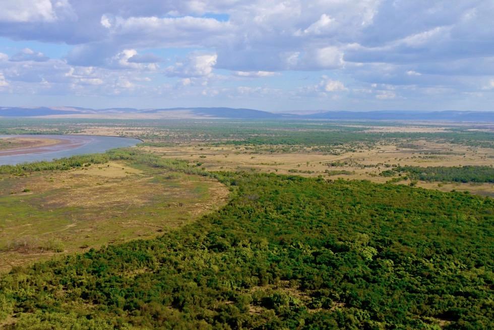 Lower Ord River - Kununurra Region - Kimberley - Western Australia