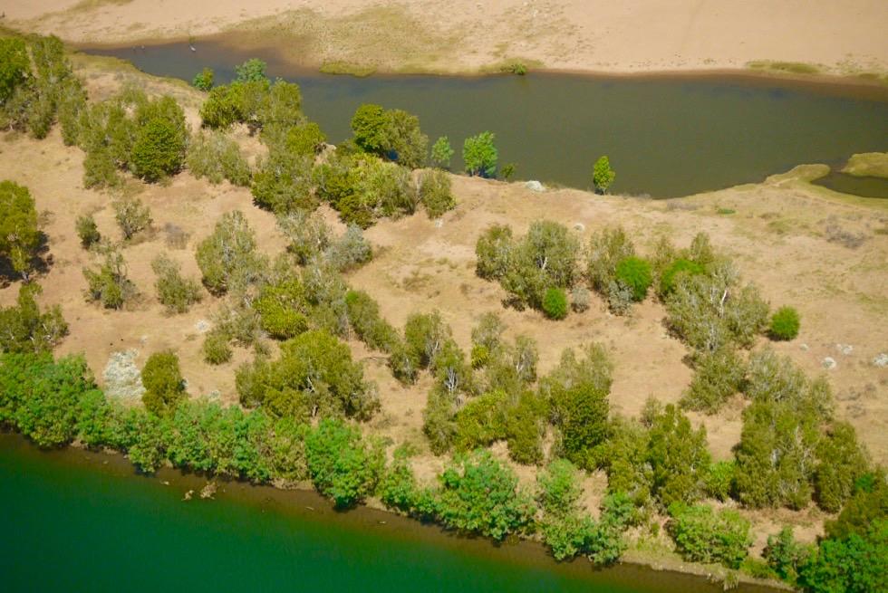 Lower Ord River - Zwischen Wyndham und Kununurra - Kimberley - Western Australia