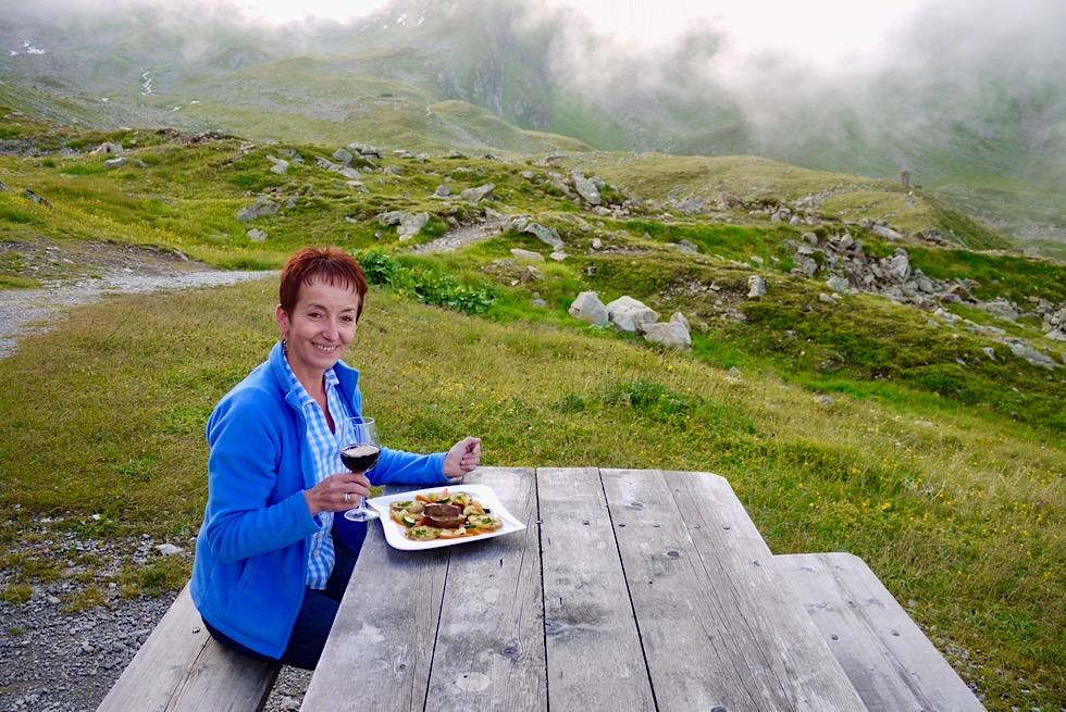 Niederelbehütte - Kulinarischer Jakobsweg & Gourmet-Essen - Kappl, Tirol - Österreich
